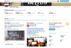 Twitter Analytics—Powerful & Free!