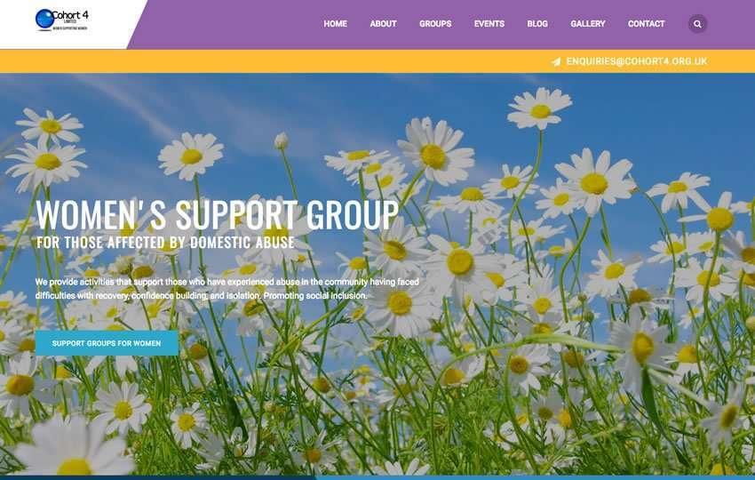Helios Website Design - Cohort 4 Website