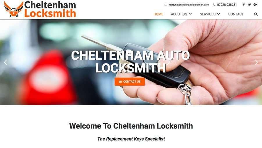 Cheltenham Locksmith Website