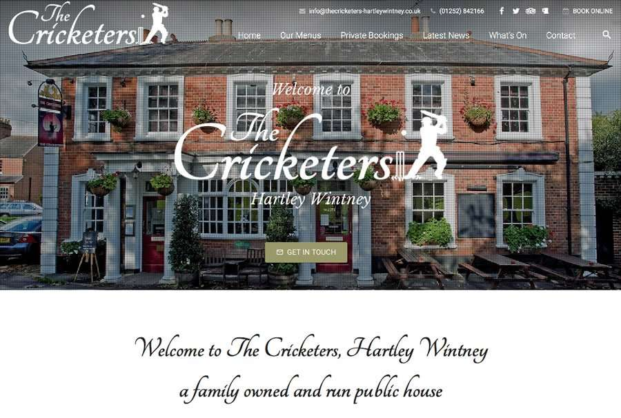 Public House Wordpress Website