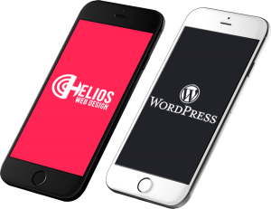 Helios Web Design provides specialist WordPress website design, support and internet marketing services for businesses,