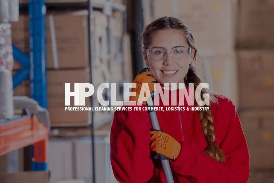 HP Contract Cleaning Wordpress Website