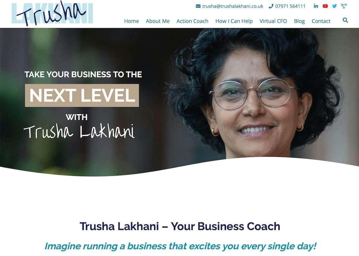 Trusha Lakhani